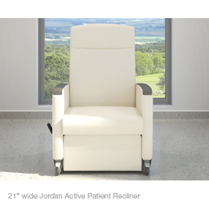 Krug Healthcare Jordan Active Patient Recliner