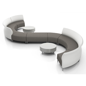 Krug Soft Seating Zola Modular