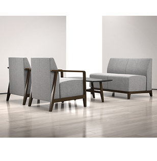 Outstanding Krug Soft Seating Faeron Lounge Evergreenethics Interior Chair Design Evergreenethicsorg